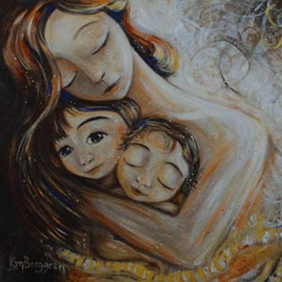 Profumo indelebile - alla madre