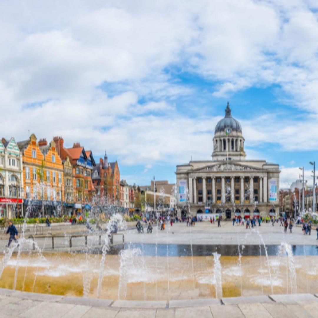 Nottingham, città della cultura