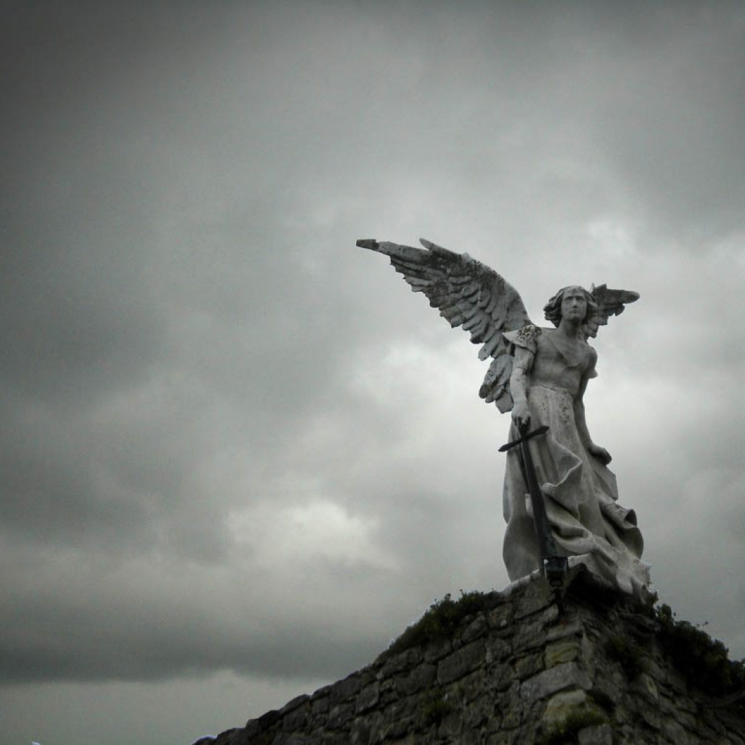 L'angelo e il soldato